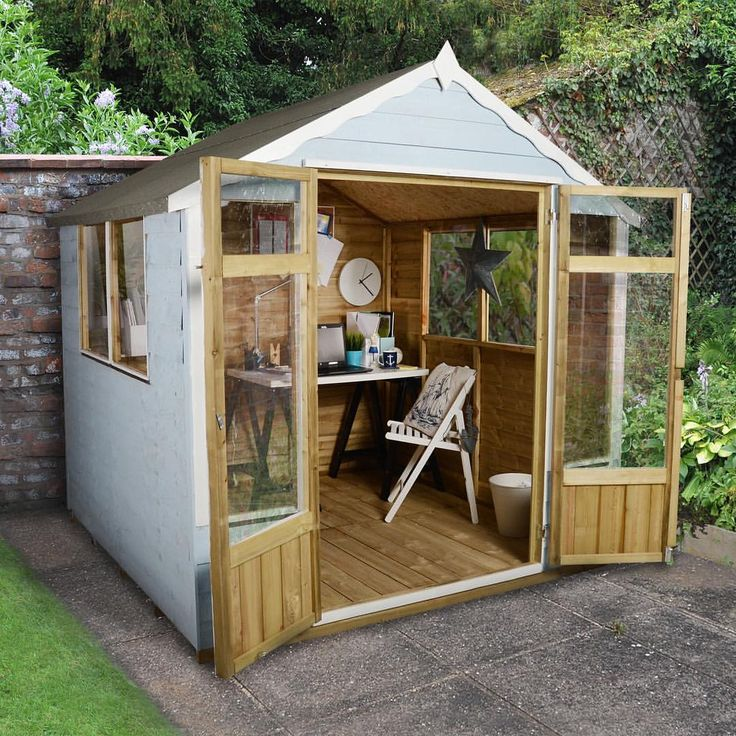 """30 Likes, 2 Comments - Buy Sheds Direct (@buyshedsdirect) on Instagram: """"We have a new range of value summerhouses coming to our website very soon! Here's a little sneak…"""""""