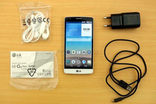 Ürün İnceleme: LG G3 Beat