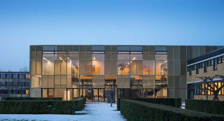 Bygning 127 DTU, Christensen & Co.
