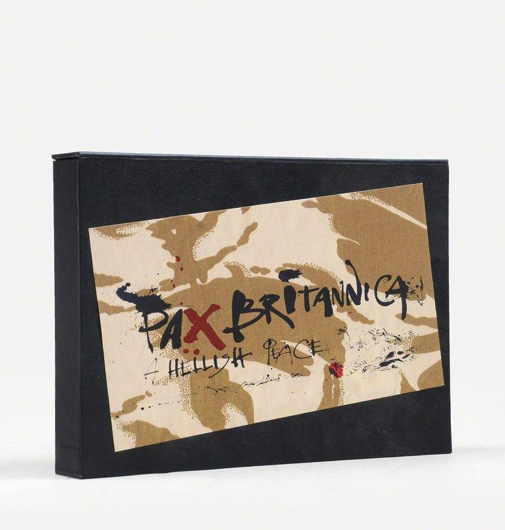 Banksy, 'Wrong War. Pax Britannica - A Hellish Peace.', 2004