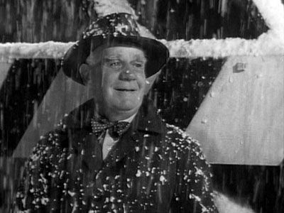 """Strange, isn't it? Each man's life touches so many other lives. When he isn't around he leaves an awful hole, doesn't he?""""  —Henry Travers as Clarence the angel in """"It's a Wonderful Life"""""""