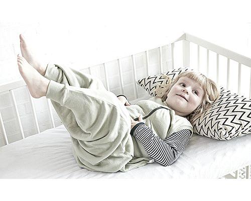 For motorisk urolige barn som våkner mange ganger om natten og har vanskeligheter med å falle i søvn. Dokumentert effekt hos 85% av brukerne.