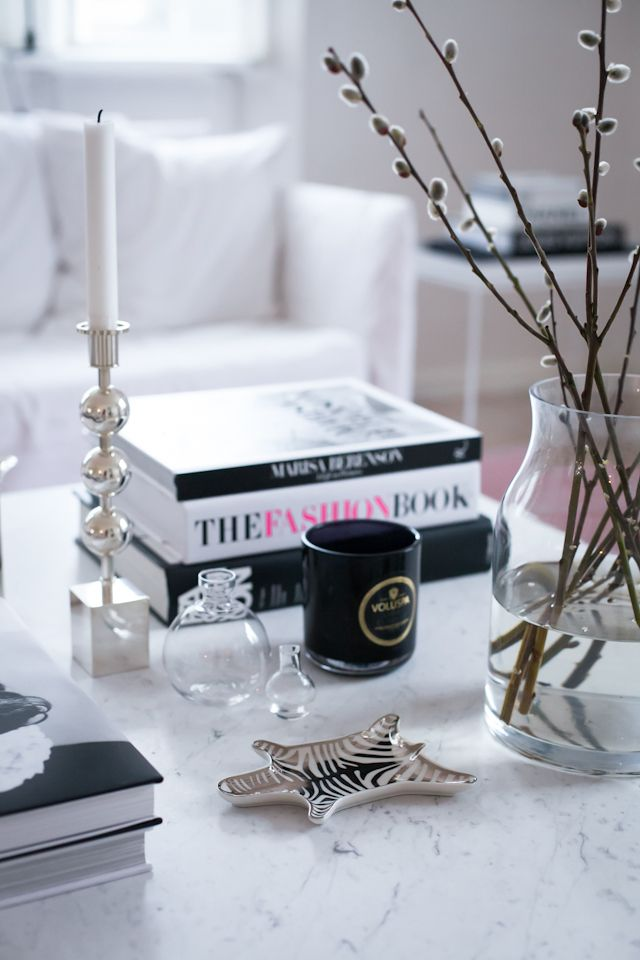 Coffee Table Decor Vignette | House of Philia.