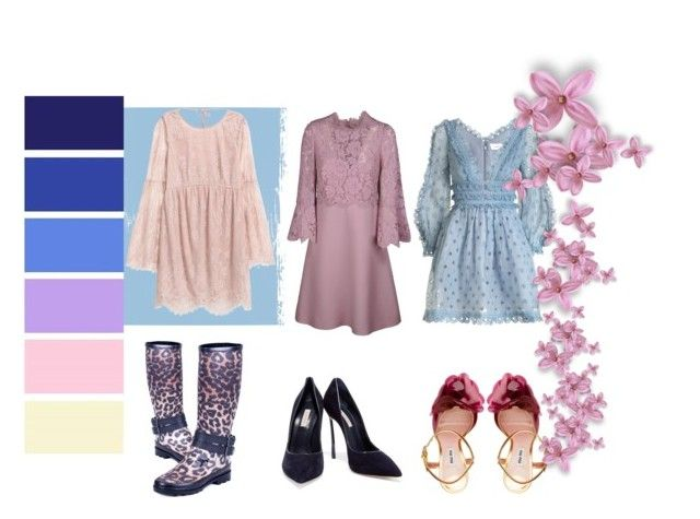 Spring feels by gabri-ella on Polyvore