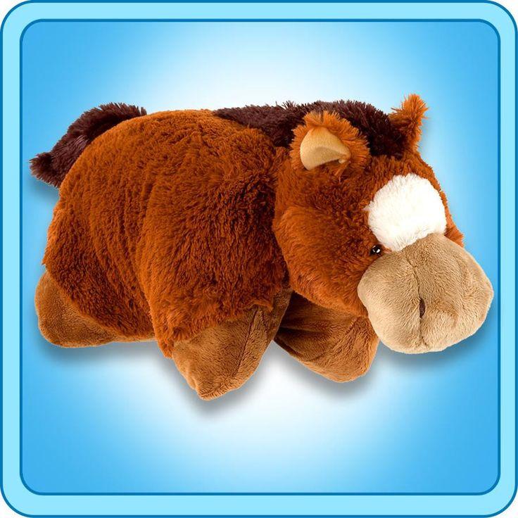 PeeWee Sir Horse | My Pillow Pets® Canada