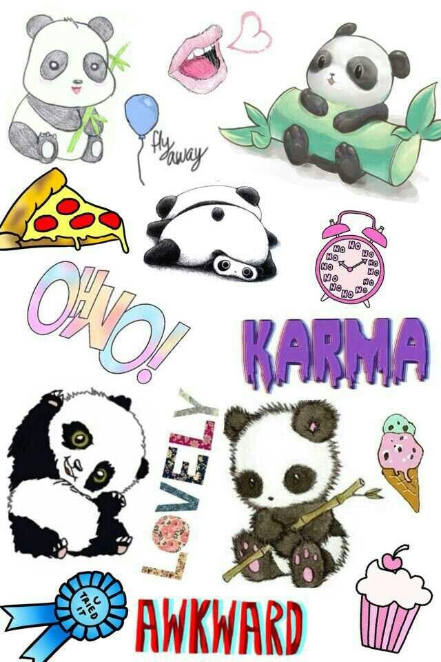 As 20 melhores ideias de Panda tumblr no Pinterest