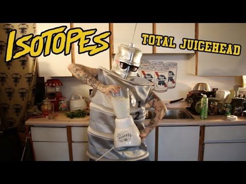 """The Isotopes new video for Total Juicehead new  album """"Nuclear Strikezone"""" out Feb 17th"""