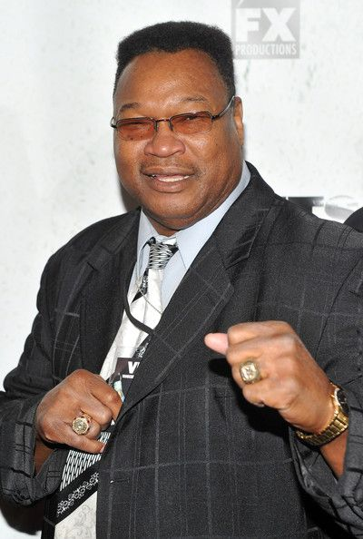 Larry Holmes | Larry Holmes is a former professional boxer. He grew up in Easton ...