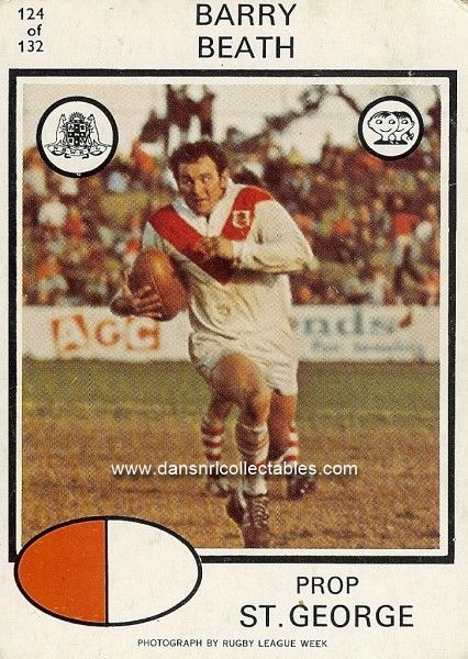 1975 124 St. George Dragons