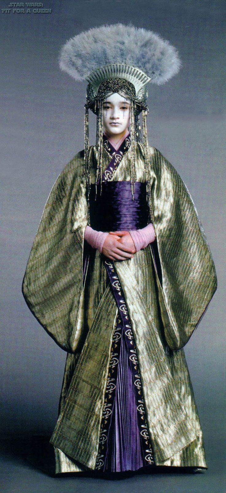 Queen star war padme amidala