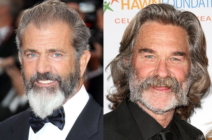 Kurt Russell talks about the TV show he is making with Mel Gibson & Kate…