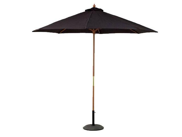 Shade Australia | The Como Timber Umbrella