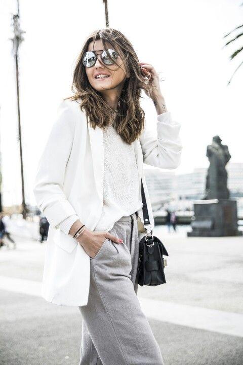 Alexandra Pereira wearing GITTE SOEE Oculus Bracelet. World famous fashion blogger @lovelypepa - We love her styling.❤ #lovelypepa #alexandrapereira #gittesoee #conscious #jewellery #design #Denmark #danishdesign #jewelry #smykker #fashion