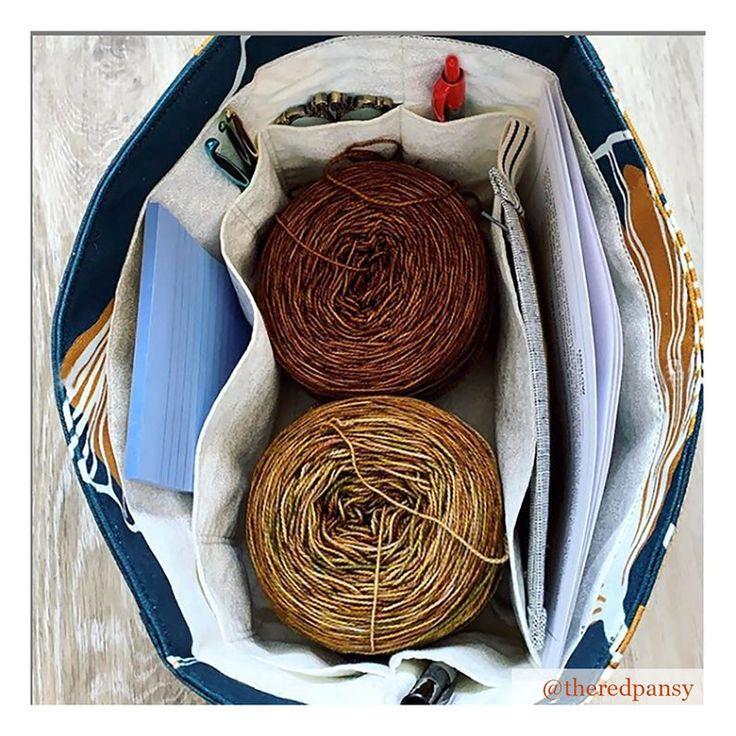 knitting bag design