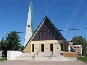 église Notre-Dame de Lorette, Val-Tétreault, Qc