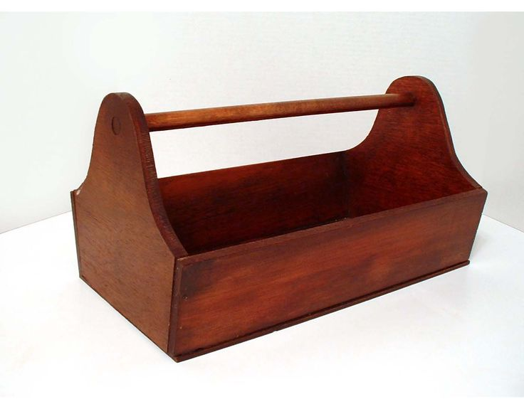 Best 25+ Wooden Tool Boxes Ideas On Pinterest