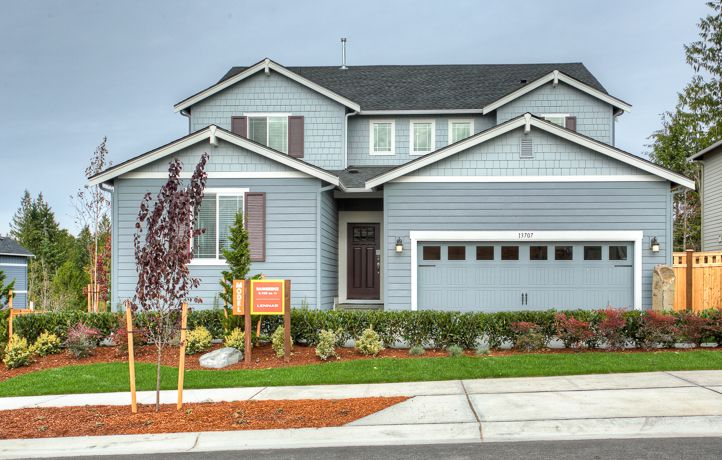 25 best bainbridge at tehaleh by lennar images on for New homes seattle washington area