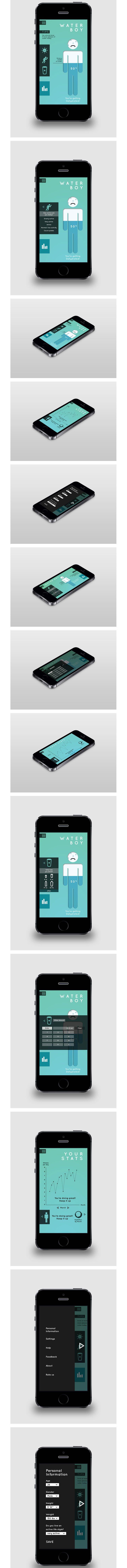 Water Boy app