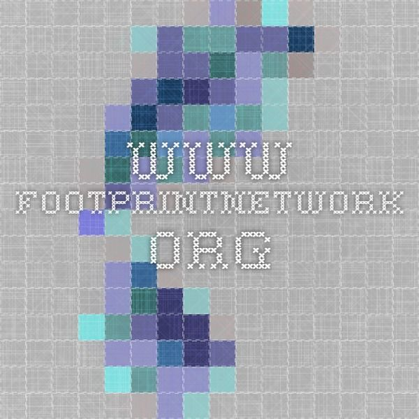 www.footprintnetwork.org