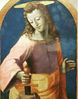 San Galgano.  Pinacoteca Nazionale di Siena