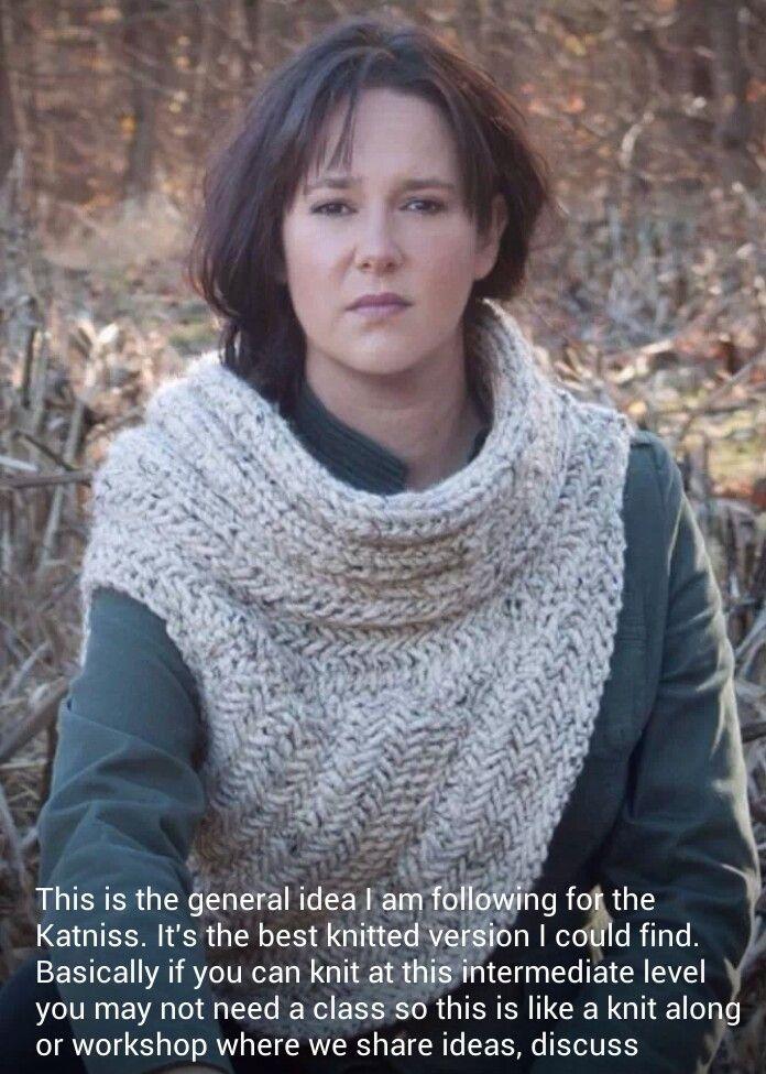 107 best Katniss♡Cowl images on Pinterest | Knitting patterns ...