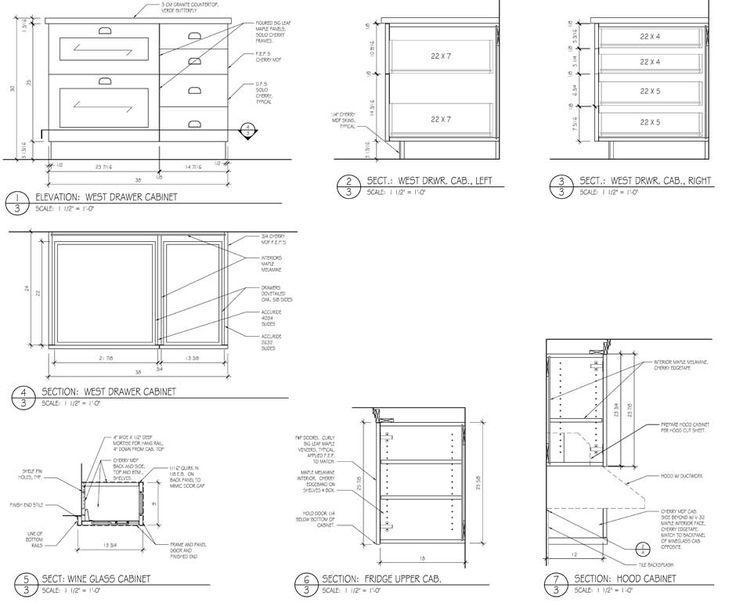 Best Cad Ref Images On Pinterest Cabinet Construction