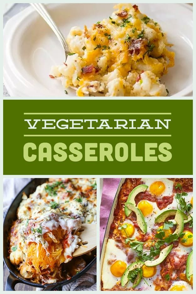 15 Vegetarian Casseroles That Are The Definition Of Comfort