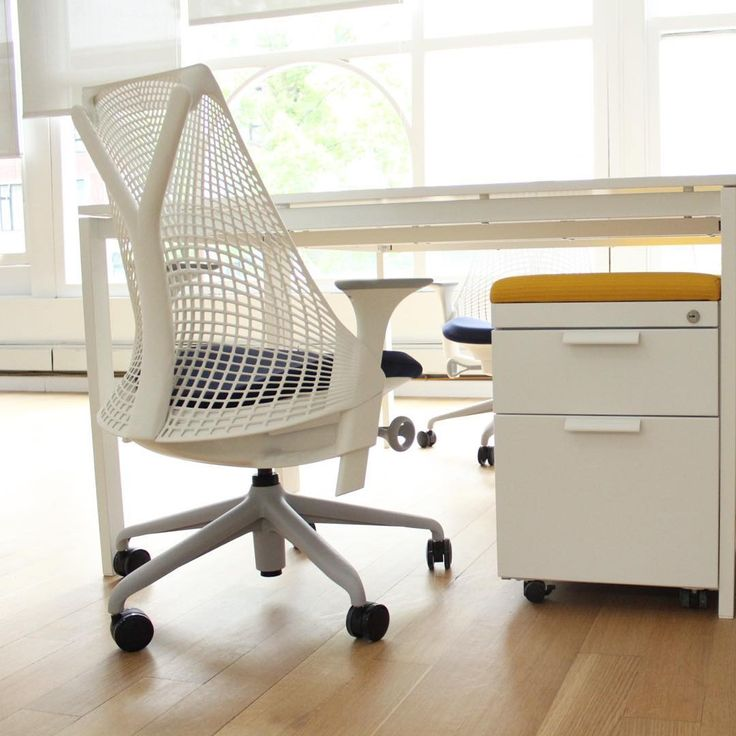 Herman Miller Sayl chairs