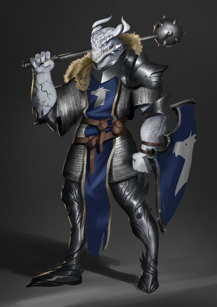 Dnd White Dragon: Dungeons And Dragons Characters