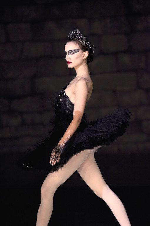 """Natalie Portman en """"Black Swan"""""""