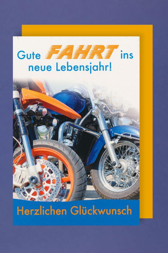 Geburtstagswunsche Fur Manner Motorrad Luxury Manner Karte