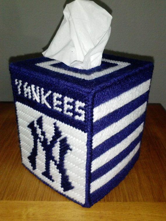 MLB New York Yankees Baseball Team Plastic by melanieballestrazze