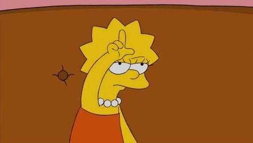 Lisa Simpson loser