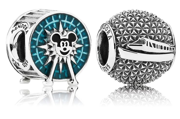 Preview of New Disney Parks Collection | PANDORA Jewelry Coming in March 2015