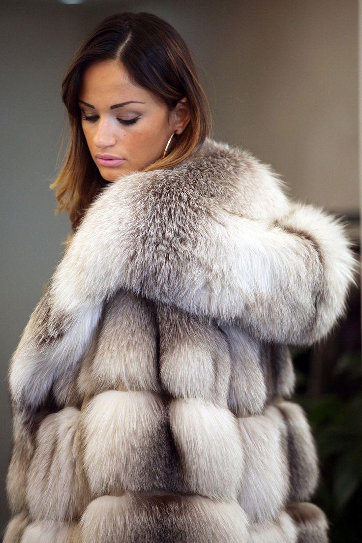 886 best Fox fur images on Pinterest | Fur coats, Furs and Fox fur