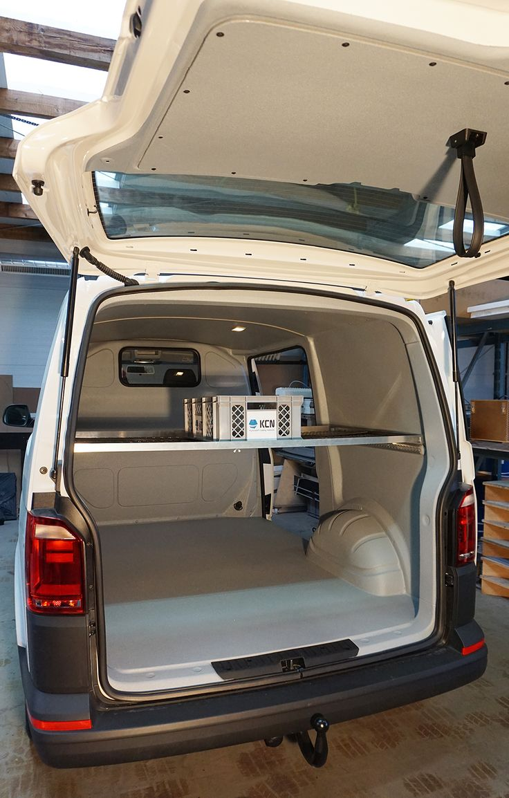 complete coating of a new vw t6. copyright: kcn gmbh