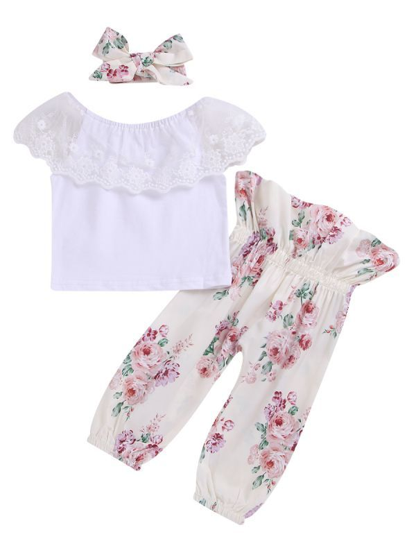 cc75a6b7909bb This is the perfect summer outfit for little girl. Comfy and cute too! High
