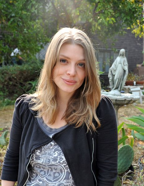 """Amber Benson talks about the legacy of """"Buffy"""" and writing queer characters in her novels."""