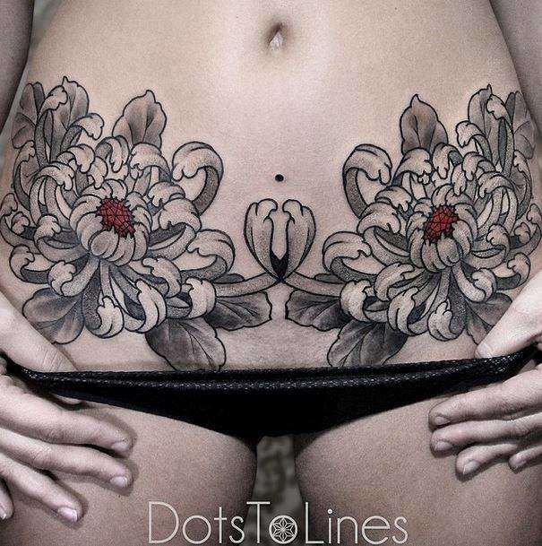If you want a tattoo, but don't want your mom to find out, consider these ideas for placement and design.