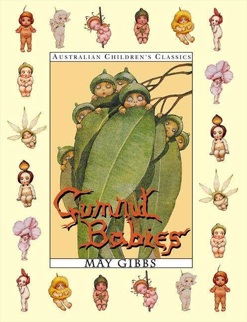 May Gibbs Australian Author - Gumnut Babies