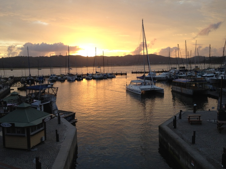 One of my favorites - Knysna Waterfront, South Africa