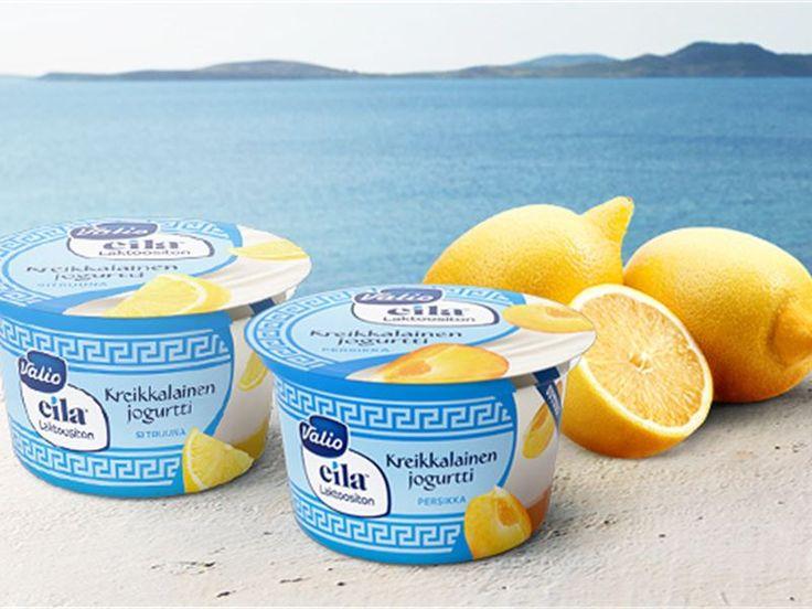 Valio Eila� Laktoositon kreikkalainen jogurtti: tiesitk� t�m�n uutuudesta?
