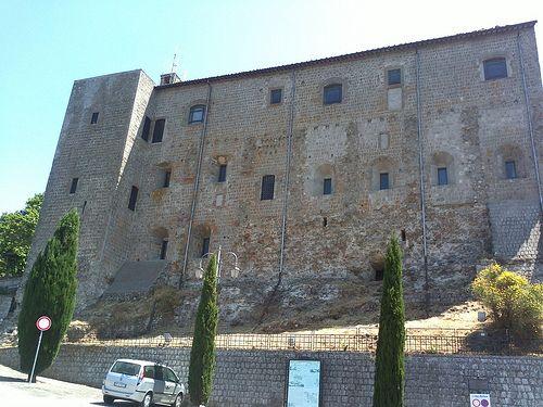 Montefiascone Rocca dei Papi