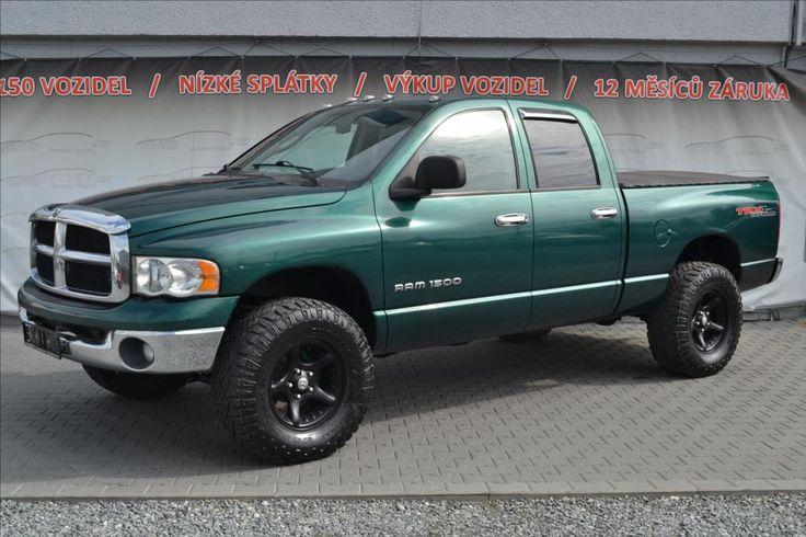 Dodge RAM 4,7 1500*V8*MAGNUM*LPG*
