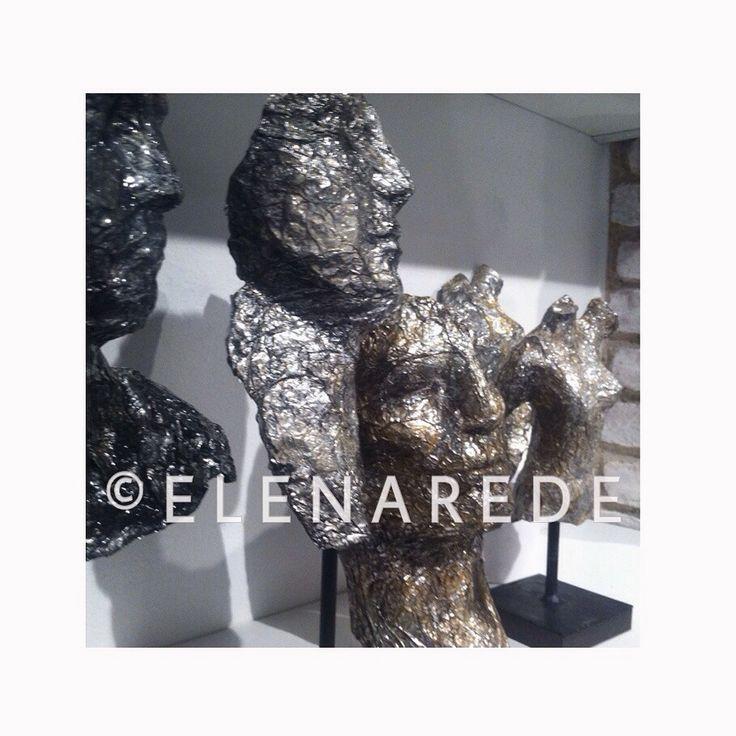 Sculptures by Elena Rede www.elenarede.com