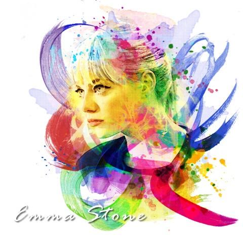Emma Stone in GPP