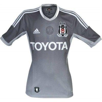 Beşiktaş 2013-2014 Maç Forması (Gri) 99TL