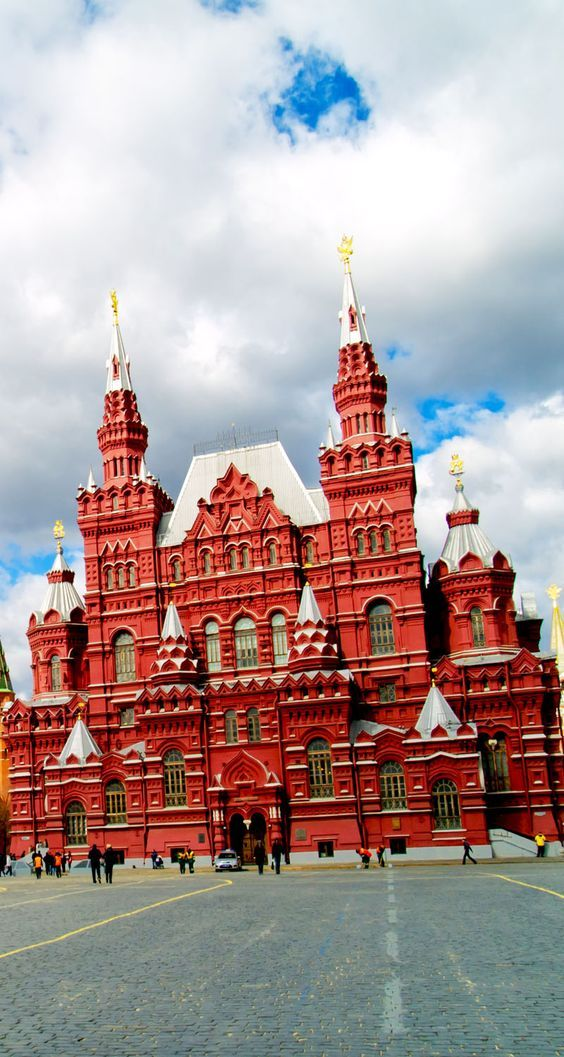 1966 best the world images on pinterest amazing places for Famous landmarks in russia