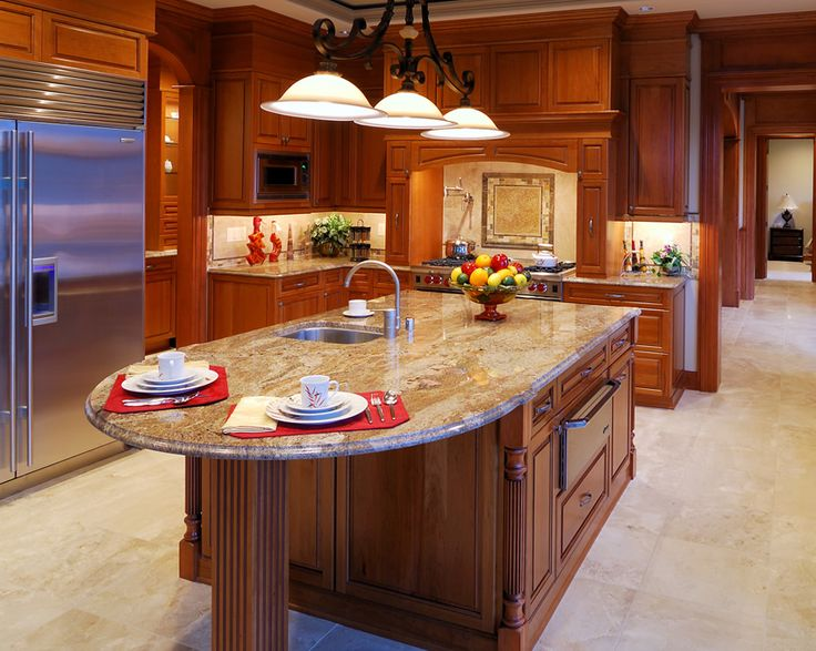 Best 77 Custom Kitchen Island Ideas Beautiful Designs 400 x 300