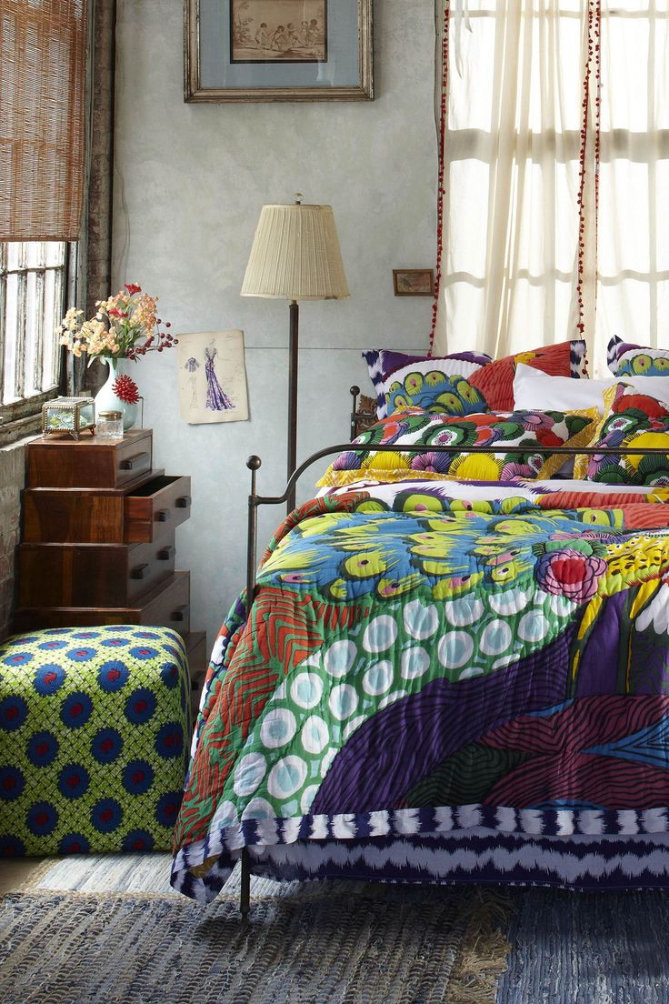 A Boho Chic Bedroom is that kind